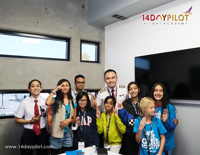 14DAYPILOT Flight Academy Expo 2019