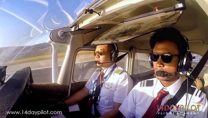 flying lessons and its types