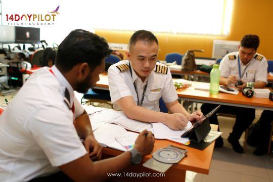 Accelerated Flight Training