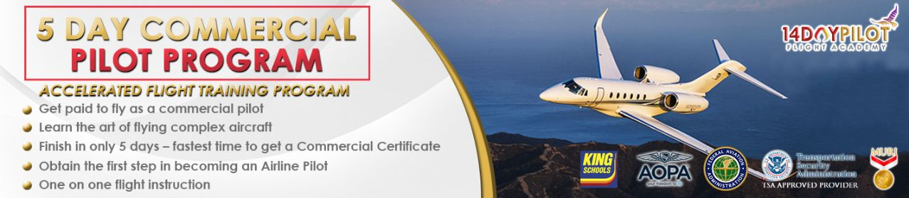 Flight School And Accelerated Flight Training Award Winning